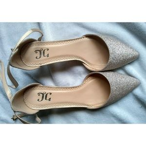 b4f65c51bb Journee Collection Shoes - Journee Collection luela glitter pump